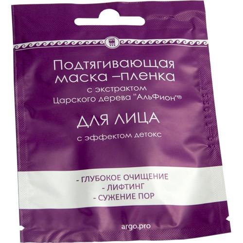 Маска-пленка подтягивающая с экстрактом царского дерева Альфион  г. Красногорск