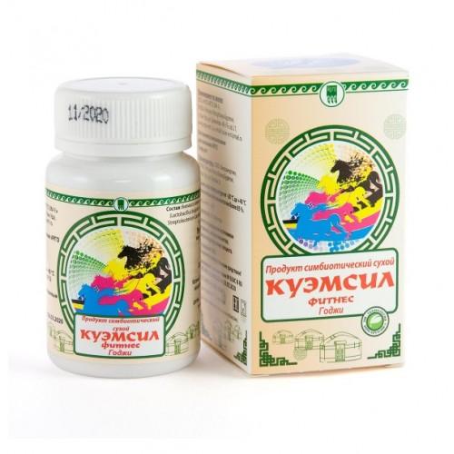 Продукт симбиотический «КуЭМсил Фитнесс Годжи»  г. Красногорск