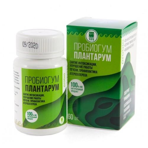 Пробиогум Плантарум, в таблетках  г. Красногорск