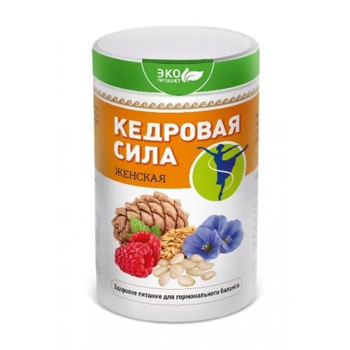 Продукт белково-витаминный Кедровая сила - Женская  г. Красногорск